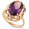Золотое кольцо с александритом (синт.) SL-2230-480 весом 4.8 г  стоимостью 20160 р.